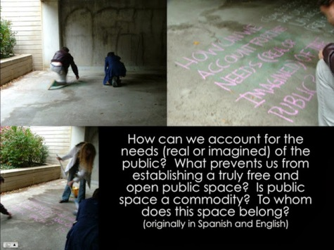 Questions of Public Space