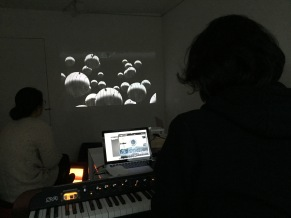 Johan Ahn . Experimental Music Event