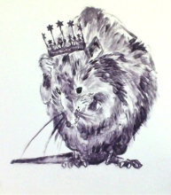 Rat Queen, Monotype