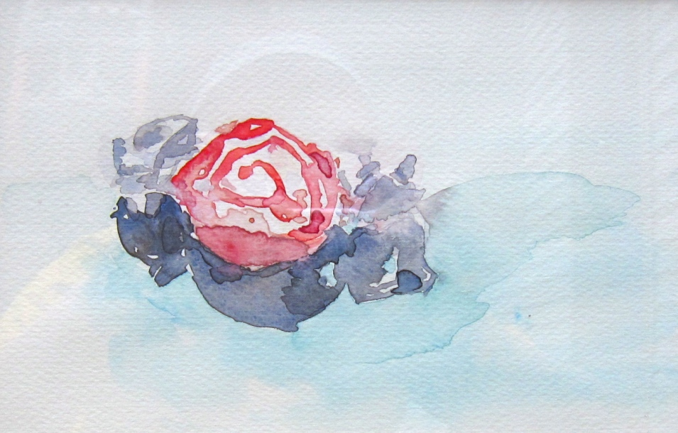Taffy One, Watercolor