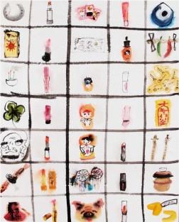Someone's collection 90.9x72.7cm/ ink on Korean paper/2016 [출처] 어떤 컬렉션|작성자 미스안An Hyun Jung