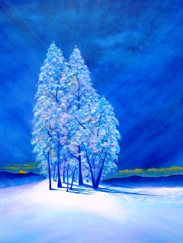 Blue Christmas #3