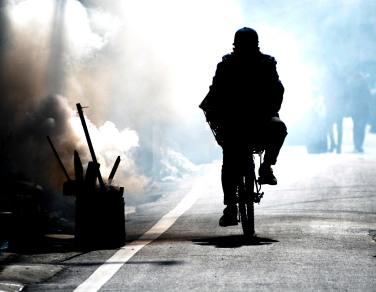 Into the Smoke